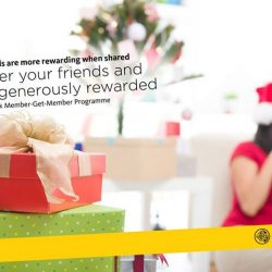 [Maybank ATM] Enjoy the gift of sharing this Christmas season!