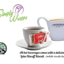 [Simply Wrapps] International Tea Day 15 DecToday is International Tea Day, a commemorative day observed annually on 15th Dec to draw