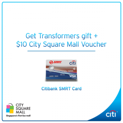 [Citibank ATM] Calling all Transformers fans!