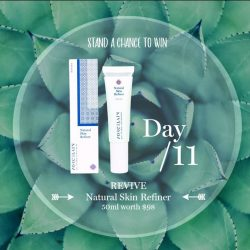 [Porcelain Aesthetics] It's Day 11 of our 12DaysofGiveaways!
