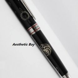 [Aesthetic Bay] Montegrappa Game of Thrones Westeros PensMontegrappa has introduces a new set of officially-authorised Game of Thrones writing instruments,