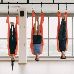 [Platinum Yoga] Ever wanted to fly like an Aerialist but never taken up Yoga before?