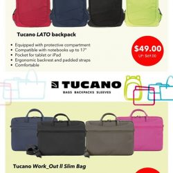 [Newstead Technologies] Looking for a new laptop bag?
