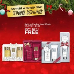 [Watsons Singapore] BUY 1 GET 1 FREE!