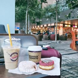 [Dunkin' Donuts Singapore]
