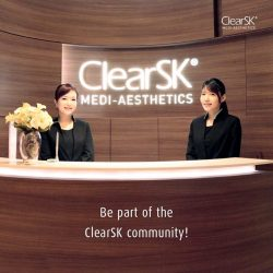 [ClearSK® Medi-Aesthetics] Membership definitely has its privileges.