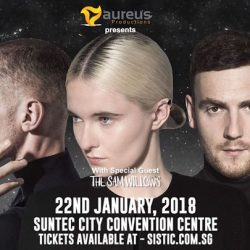 [Aureus Academy] TICKET GIVEAWAY for CLEAN BANDIT: Due to popular demand, we will be running yet another ticket giveaway!