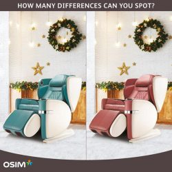 [OSIM] Time to keep your eyes sharp so that you can spot the best Christmas deals.