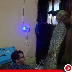 [OCBC ATM] For the past 30 years, residents of Desa Girimukti Village in rural West Bandung, Indonesia have been living without electricity,