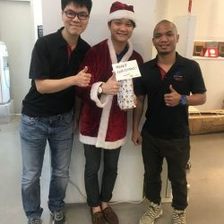[EpiCentre Singapore] Thank you Jason for taking part in our Secret Santa Giveaway Promotion on our Instagram.