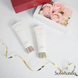 [Sulwhasoo] Let the calming woody scent of First Peace bring you the crisp coolness of a forest at dawn and soothe