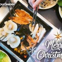 [Seoul Garden Singapore] Happy Holidays from all of us at Seoul Garden!