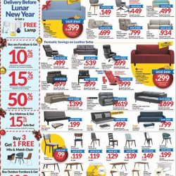 [Courts] Missed the chance to enjoy unbeatable discounts last week?