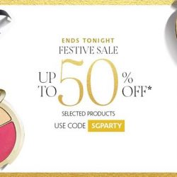 [SEPHORA Singapore] Final chance to shop our LAST sale of the year!