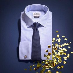 [T. M. Lewin] The Ultimate Men's Gift Guide Our ultimate non-iron shirt for modern professionals who want all the style, fabric