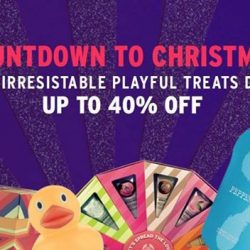 [The Body Shop Singapore] Our 12 Days Countdown to Christmas starts today!