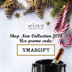[Wine Connection] It's that time of the year to treat yourself!