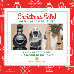 [AV Intelligence] OUR CHRISTMAS SALE IS ON!