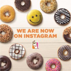 [Dunkin' Donuts Singapore] Share your Dunkin' joy and be rewarded!