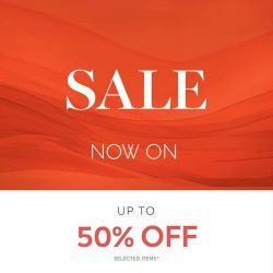 [Marks & Spencer] SALE Now On: Up to 50% off selected items*!