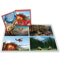 [Junior Page] Disney Planes 2: My Busy Books$18.