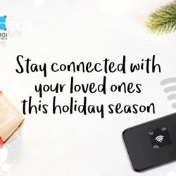 [Changi Recommends] This Christmas, ChangiWiFi keeps you connected with your loved ones even when you are away from home.
