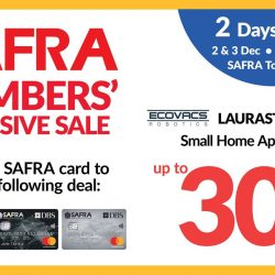 [Courts] Calling all SAFRA members!