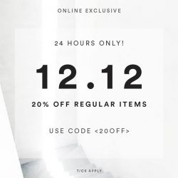 [MDSCollections] 12/12 SALE IS ON.