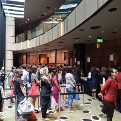 [The Fashion Gallery] LIVE from our exclusive Friends & Family Luxury Sale happening right now at the Crowne Plaza Hotel Changi Airport ballroom!
