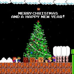 [Funco Gamez] Wishing all our Friends & Customers a very Merry Christmas 🎅 & Happy New Year ~!