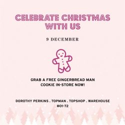 [GadgetPlus] Celebrate Christmas at Topshop, Topman, Dorothy Perkins and Warehouse (01-72)!