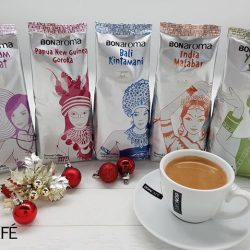 [Bon Cafe] Bonaroma Asian Blends Premium Coffee Series - an ideal gift suited for drinkers who prefer a stronger brew - a bold cup