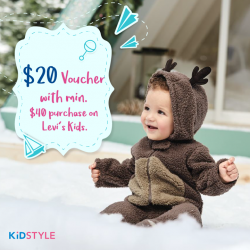 [KidStyleSg] You may want to call us Santa in disguise because our promotions just keep rolling in!