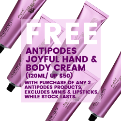 [Bud Cosmetics] Ring in the new year with more Joy in your life!