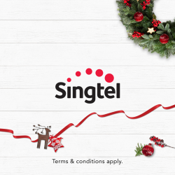 [Singtel] This Christmas, enjoy $505 savings with our iPhone and iPad bundle deal.