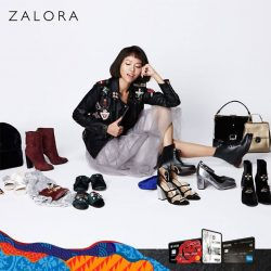 [UOB ATM] With only 2 weeks to Christmas, get your last minute partywear from ZALORA with UOB Cards!