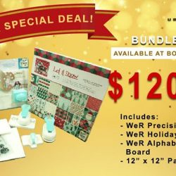 [URBANWRITE] Don't miss out on this chance to grab these scrapbooking bundles at an incredible prize!