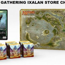 [Funco Gamez] Magic the Gathering: Ixalan Store Championship 🏆📆 Date & Time: 31st December 2017 (Sunday) @ 2pm 📄 Format: Ixalan Sealed Deck (Swiss with Top