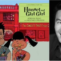 [Clessidra] DID YOU KNOW: Award-winning actor Adrian Pang wrote a book with world-renowned artist Prvacki Milenko, called Hansel and
