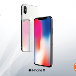 [M1] The Revolutionary iPhone X.