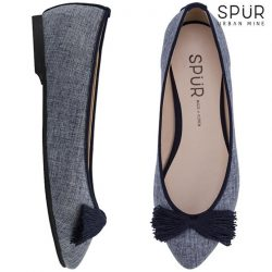 [SPUR] Comfort always comes first 🙌🏻That's why all our shoes sre made with 7 layers to keep your feet ache