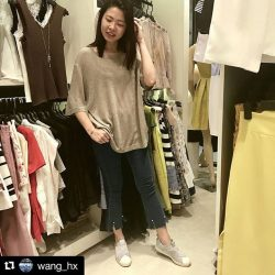 [Calendar] tbtRepost @wang_hx (@get_repost) ・・・ Found my outfit for this festive season from @calendarfashion.