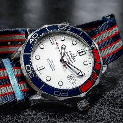 [WATCHES OF SWITZERLAND] Omega Seamaster Diver 300M 'Commander's Watch'.