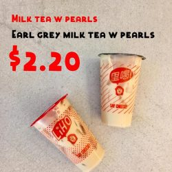 [Gong Cha Singapore] We know you love our Milk Tea with Pearls and so due to the high demand, we have decided to