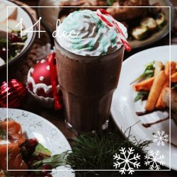 [Fika Swedish Café & Bistro (Halal)] Treat yourself to a refreshing Winter Freeze ❄️☃️ • The Winter Menu is only available for a limited time period, be sure