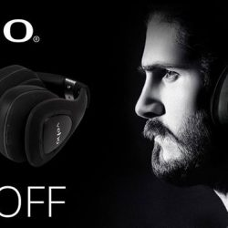 [Veho] Our Veho ZB5 Headphones have high clarity, mixed with powerful bass to give you exceptional sound quality 🎧 🎶 With 17 hours