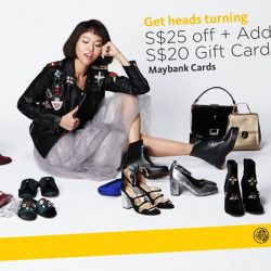 [Maybank ATM] Shop your year-end party dresses with ZALORA!