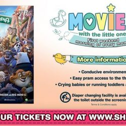 [The Seletar Mall] Don't miss: Movies with the Little Ones at Shaw Theatres Seletar!