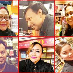 [Times bookstores] Meet the Branch Managers of Times.