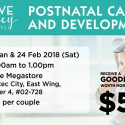 [Spring Maternity] Empower Yourself for PregnancyBove Journey Workshops aims to support parents through your pregnancy, birth and your children's early
